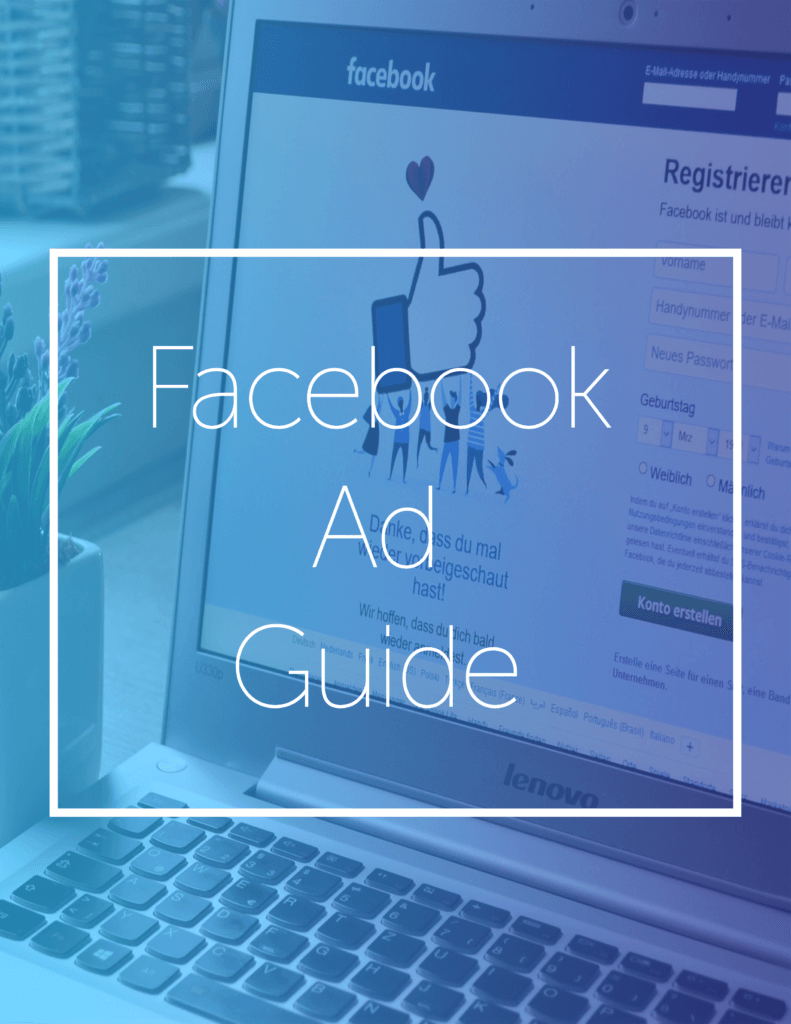 facebook ads guide facebook ad worksheet and campaign template