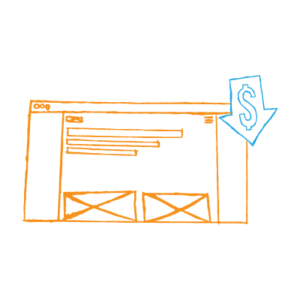 You should NEVER pay for a cheap website, mostly because you'll end up paying to fix it down the road. However, there's one major reason to avoid this that most people never consider.