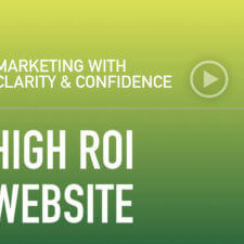 Marketing With Clarity and Confidence — Your Website