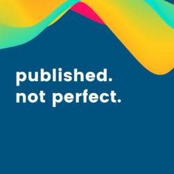 Published not perfect