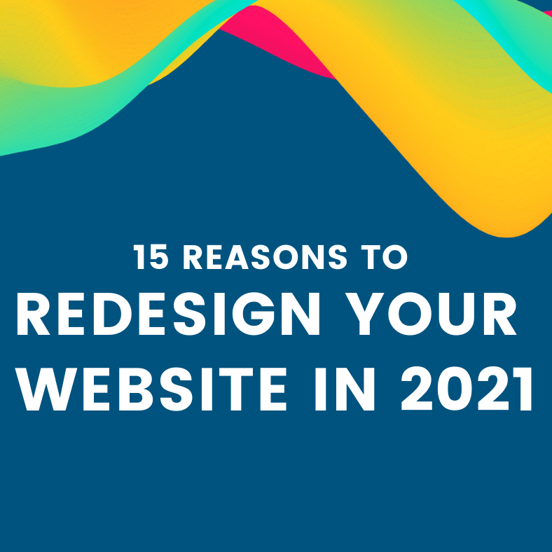 why redesign